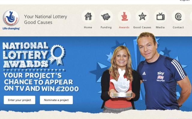 Lottery Awards